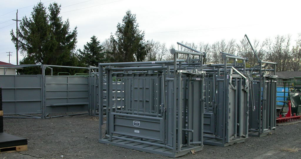 Cattle Handling Equipment.
